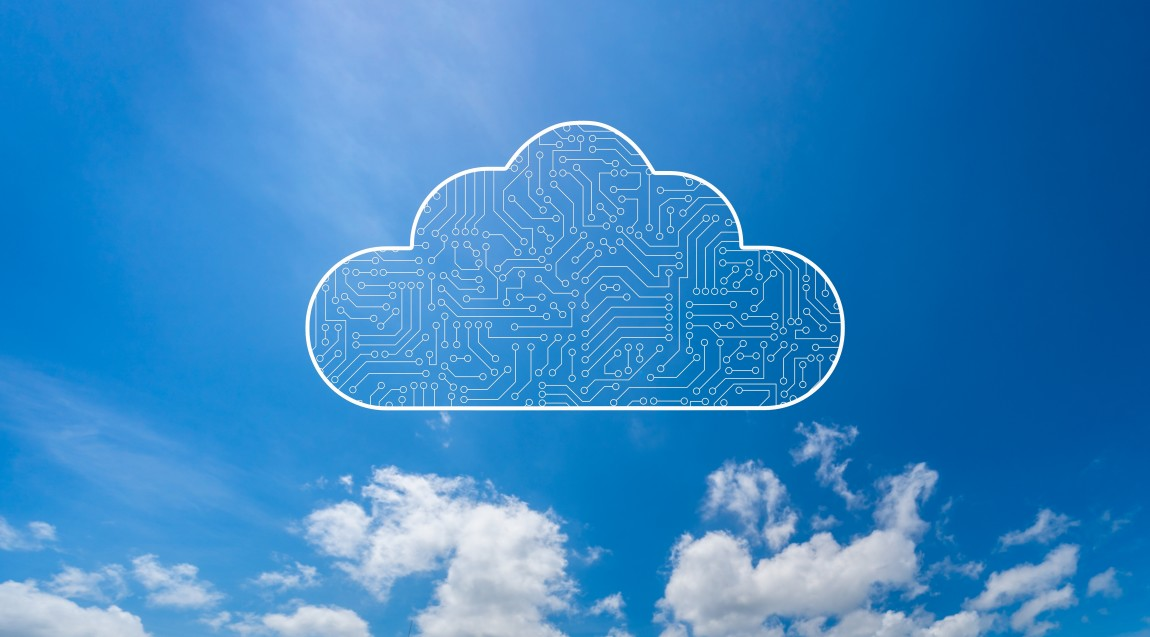 cloud-computing-computer-technology-icon-with-circuit-board-pattern-texture-isolated-on-blue-sky_t20_mo9lnm